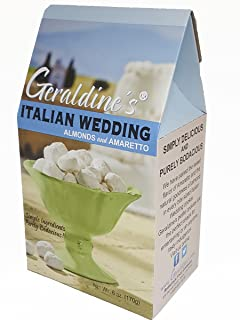 Italian Wedding Goumet Cookies