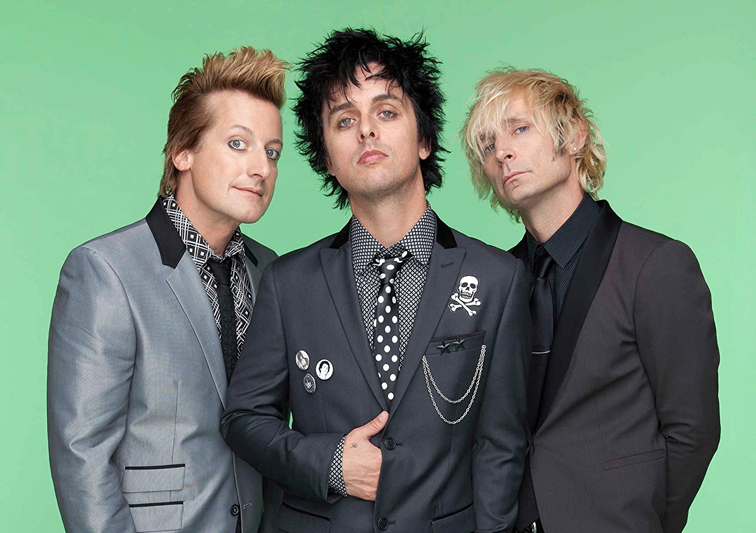 Black Creations Green Day 20 Poster Canvas Picture Art Print Premium Quality A0 A1 A2 A3 A4 (A0 Canvas (30 40))