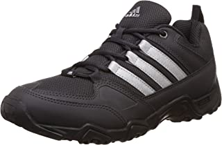Adidas Men's Glimph Utigrn, Shoyel and Black Sneakers