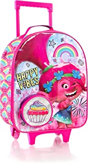 "Heys America DreamWorks Trolls Girl's 18"" Upright Carry-On Luggage"