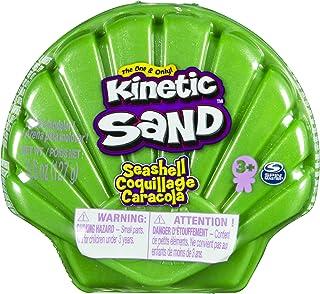 Kinetic Sand Green seashell 127g
