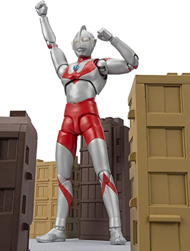 Bandai Hobby S.H. Figuarts Ultraman 50. Jahrestag Edition Action Figure