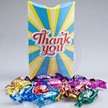 Cadbury Roses Thank You Pouch - By Moreton Gifts