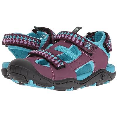 Kamik Kids Coralreef (Toddler/Little Kid/Big Kid) (Dark Purple) Girls Shoes