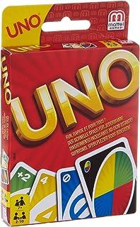 Mattel 51967 - Jeu de cartes Uno