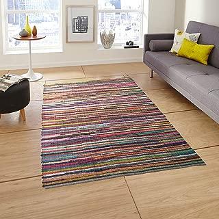 100 cotton area rugs
