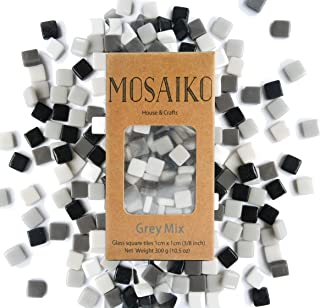 Best mosaic tile black and white Reviews
