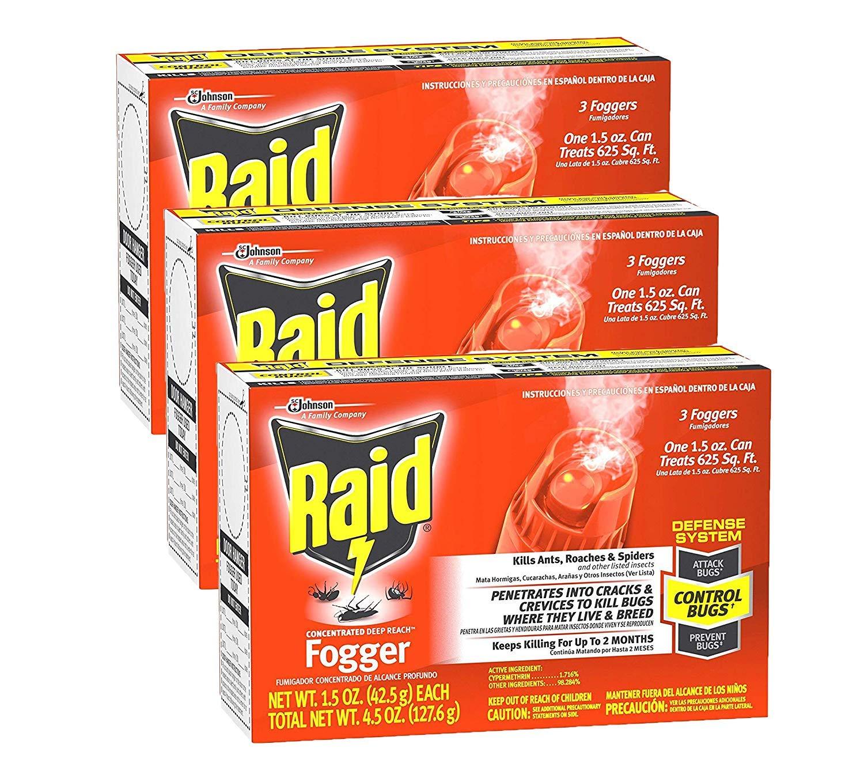 Raid Concentrated Deep Reach Fogger