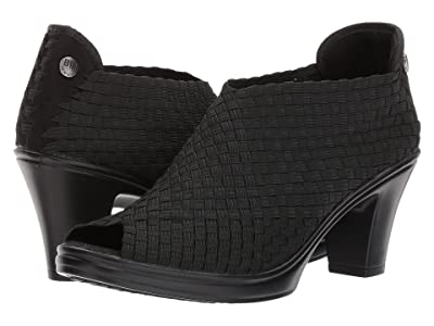 bernie mev. Claire (Black) High Heels