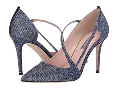 SJP by Sarah Jessica Parker Cosmo (Stripe Metallic) Women