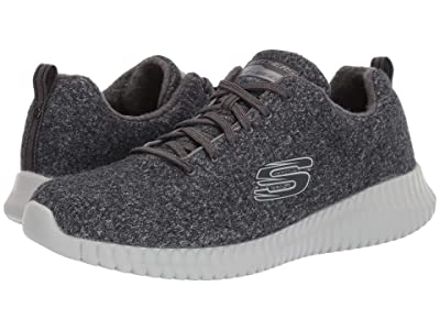 SKECHERS Elite Flex Swaleda (Charcoal) Men