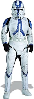 Rubies Star Wars Classic Child's Deluxe Clone Trooper Costume and Mask, Small