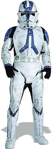 entrega de rayos Star - Disfraz Wars Trooper para Niño, Talla 3-4 3-4 3-4 años (882015_S)  punto de venta