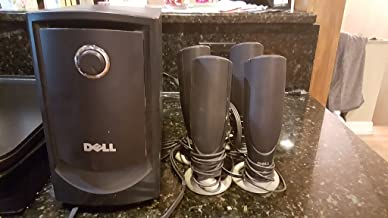 Dell 5650 5.1 Surround Sound Speakers