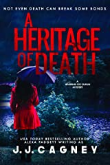 A Heritage of Death (A Reverend Cici Gurule Mystery Book 3) Kindle Edition