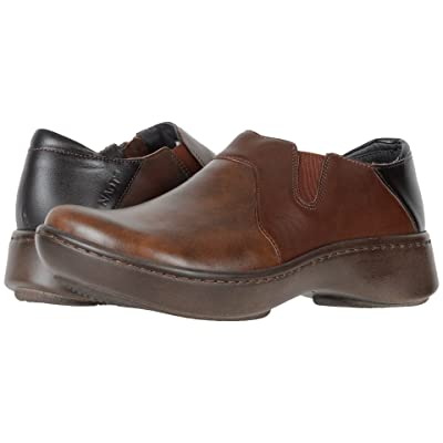 Naot Lenok (Pecan Brown Leather/Toffee Brown Leather/French Roast Leather) Women