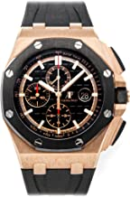 Audemars Piguet Royal Oak Offshore Mechanical (Automatic) Black Dial Mens Watch 26401RO.OO.A002CA.02 (Certified Pre-Owned)