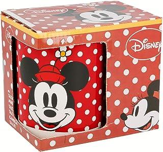 Disney Ceramic Mug Minnie Dots