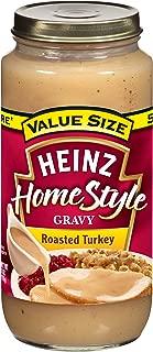 HEINZ HOMESTYLE Roasted Turkey Gravy, 18 oz