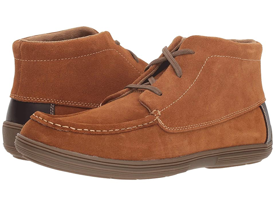 Minnetonka Griffon (Chestnut) Men