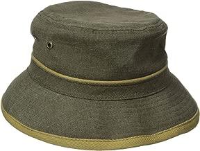 Stetson Men's Oxford Bucket Hat
