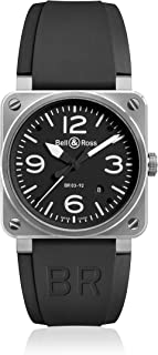 Best bell and ross black steel Reviews