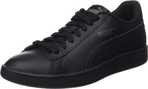 Zapatillas Negras Mujer Suela Negra