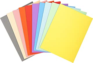 Exacompta 420200E Paquet de 50 chemises Forever 170 carte recyclée format 24x32 cm 170 grammes pour documents A4 coloris b...
