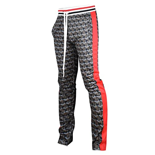 real deal hot products large assortment Men's Pattern Jogger Pants: Amazon.com
