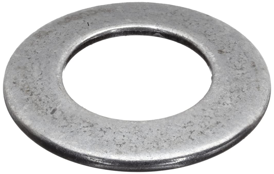 302 Stainless Steel Belleville Spring Washers, 0.442 inches Inner Diameter, 0.875 inches Outside Diameter, 0.067 inches Free Height, 0.056 inches Compressed Height, 270 foot_pounds Max. Load (Pack of 10)