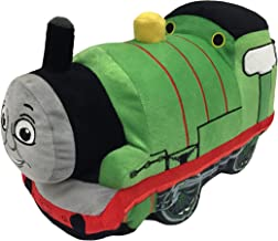 Jay Franco Nickelodeon Thomas and Friends Plush Stuffed Percy Pillow Buddy - Kids Super Soft Polyester Microfiber, 15 inch (Official Nickelodeon Product)