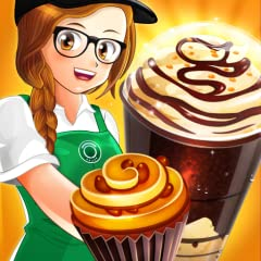 MANY LEVELS AND HOURS OF FUN OPEN COFFEE SHOPS THROUGHOUT THE WORLD IMPROVE YOUR MACHINES NEW RECIPES AND COMBINATIONS CUTE DECORATIONS