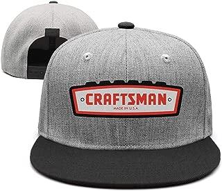 Men's Women's Dad Cap Trucker-Craftsman-Hat Outdoor Breathable Baseball Snapback