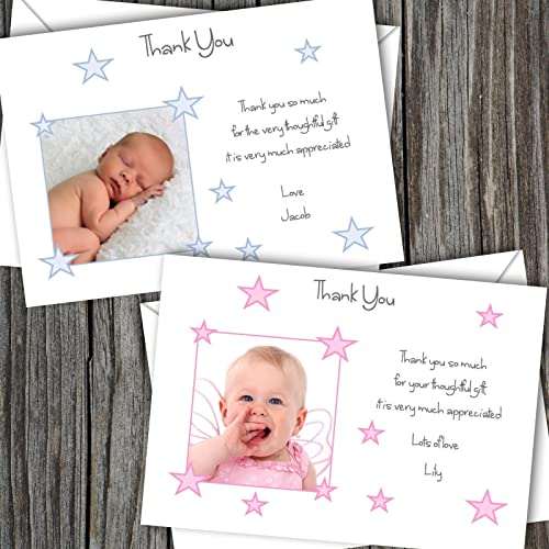 Thank You Baby Cards Amazon Co Uk
