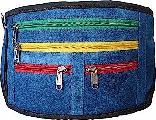 2c679ad044 Jeans RASTA Grand XL Sac banane plat CEINTURE PORTEFEUILLE - rastafarien  Jamaican DRAPEAU COULEUR voyage taille