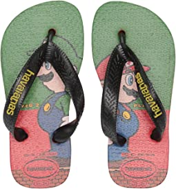 3da005b12ce665 Mario Bros Flip-Flop (Toddler Little Kid Big Kid). Like 9. Havaianas Kids