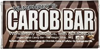 Humphrey's Almond Carob Bar - Pack of 5