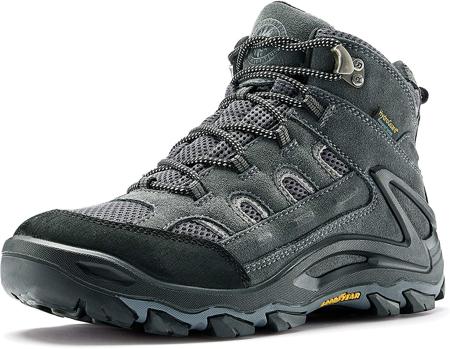 New sales ROCKROOSTER Newland Hiking Boot for Men Absor Shock Comfortable Limited time sale