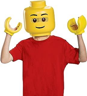 Best lego head costume Reviews