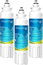 Waterdrop ADQ73613401 Refrigerator Water Filter, Replacement for LG LT800P, ADQ73613402, ADQ73613408, ADQ75795104, Kenmore...