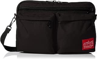 Manhattan Portage Albany Shoulder Bag, Black