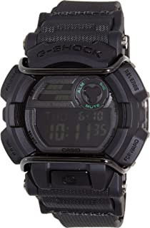 Casio G-Shock Men's Military GD-400 Watch, Black, One Size