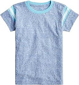 Short Sleeve Football T-Shirt (Toddler/Little Kids/Big Kids)