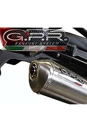 ESCAPE GPR EXHAUST SYSTEM COMPATIBLE CON HONDA CBR 600 F PC 35 1999//00 ESCAPE HOMOLOGADO Y TUBO CONEXI/ÓN M3 INOX