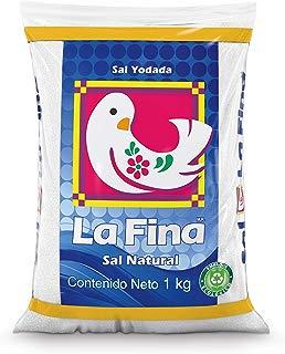 La Fina Sal Natural Yodada, 1 kg