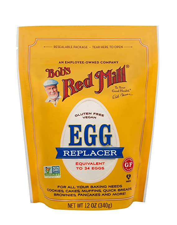 Bob's Red Mill Gluten-Free Egg Replacer (12 ounce)