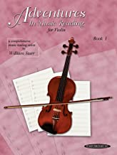 Adventures in Music Reading for Violin, Bk 1