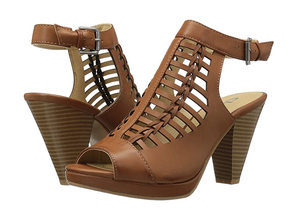 CL By Laundry Waves (Rich Brown Burnished) High Heels