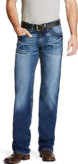 ARIAT Men's M4 Low Rise Dawson Stretch Boot Cut Jean