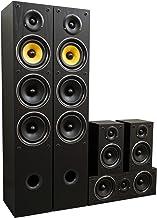 Taga Harmony TAV-506 V.2 540W RMS 5.0-CH Home Cinema Speaker Set(Black)